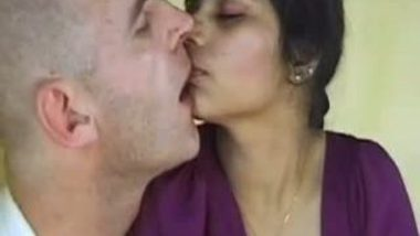 Desi Indian woman with White male