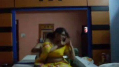 Bangla Mature Couple Hot Romance in Bed