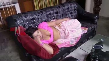 Indian aunty saree big ass