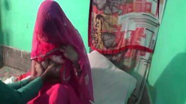 Hindi sex videos of this bhabhi's second first night