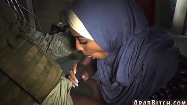 Arab teen The Booty Drop point, 23km outside base
