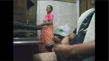 Masturbating In Front Of Village Aunty