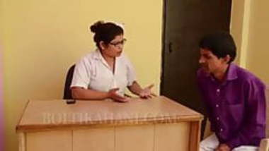 Hot Indian Doctor And Patient Have Hot Sex