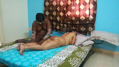 Sexy Indian bengali bhabhi gets Erotic Massage and Happy Ending by tamil guy