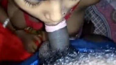 Desi Hot Boudi Nice Blowjob