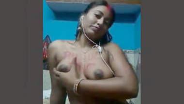 Desi Married Bhabhi Nude Selfies Part-2