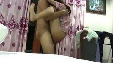 Northeast Indian girl with North Indian Cock Hardcore