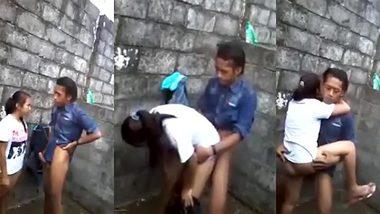 XXX Indian porn! Desi outdoor sex video MMs videos