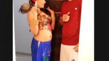 Sappu bai behind the scenes