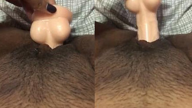 hot indian babe shower tease and masturbate part 3
