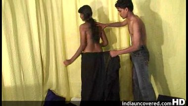 New Indian Porn Star In Shooting