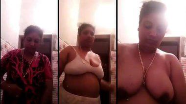 [ Indian Hard Porn ] Desi XXX village sexy bhabi shoe her nude on bath room