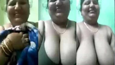 Shy Desi mature aunty WhatsApp video call