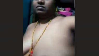 Mallu Bhabhi Record Nude Selfie
